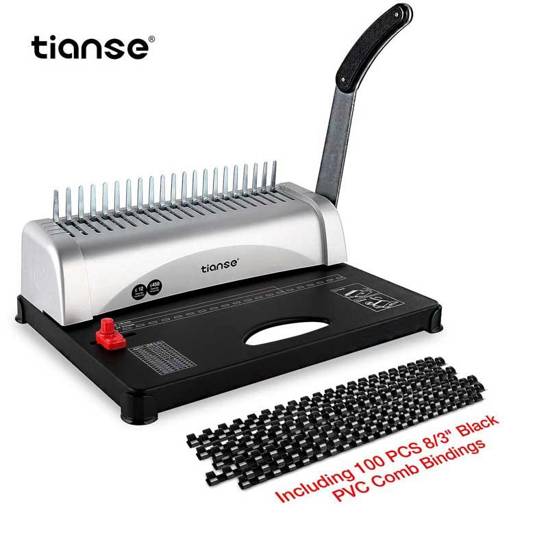 Tianse-binding-machine_review
