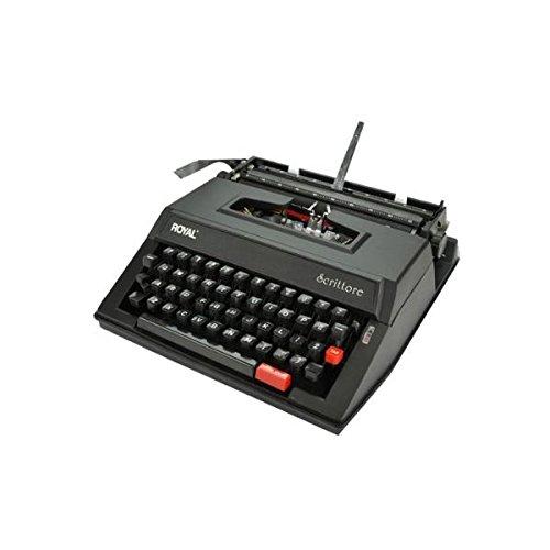 7_Royal Scrittore-II Manual_ReviewTypewriter_500